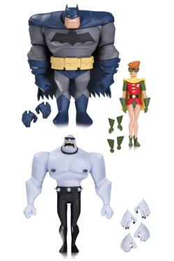 Batman The Animated Series Actionfiguren 3er-Pack Legends of the Dark Knight 15 cm