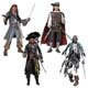 Pirates of the Caribbean Wave 1 - Set of 4