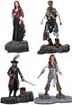Pirates of the Caribbean Wave 3 - Set of 4