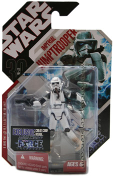 Imperial Jumptrooper The Force Unleashed TFU