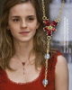 Hermiones Red Crystal Necklace