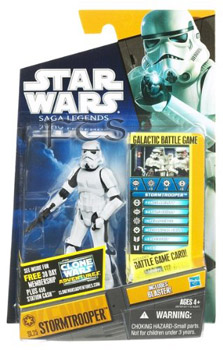 Star Wars Saga Legends SL25 Stormtrooper