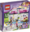 LEGO® Friends 41007 Heartlake Tiersalon