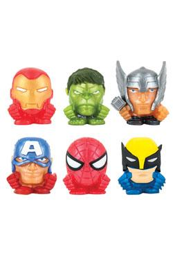 Marvel Comics Mashems Figuren 5 cm Serie 4 Display (35)