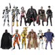 Star Wars Figuren 2008 Collection Wave 2